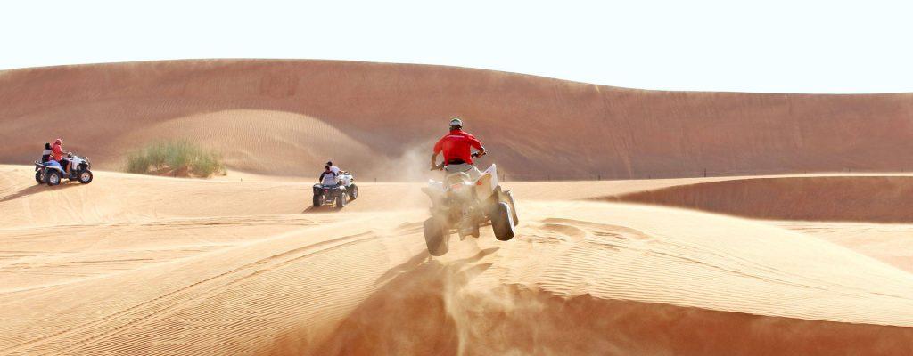 Desert Safari by Quad Bike – Saudi Arabia Tours